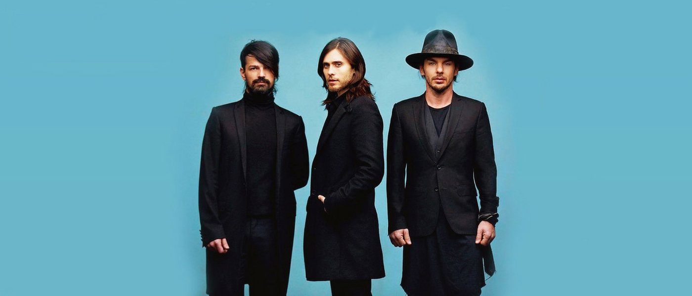 Thirty Seconds To Mars annonce une date en France ! • LIVE ...