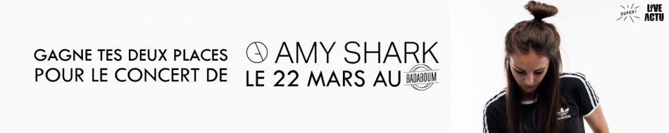 Amy Shark #2