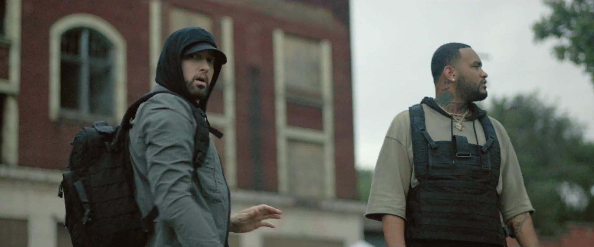 Eminem et Joyner Lucas règlent leurs comptes ! | LIVE ACTU
