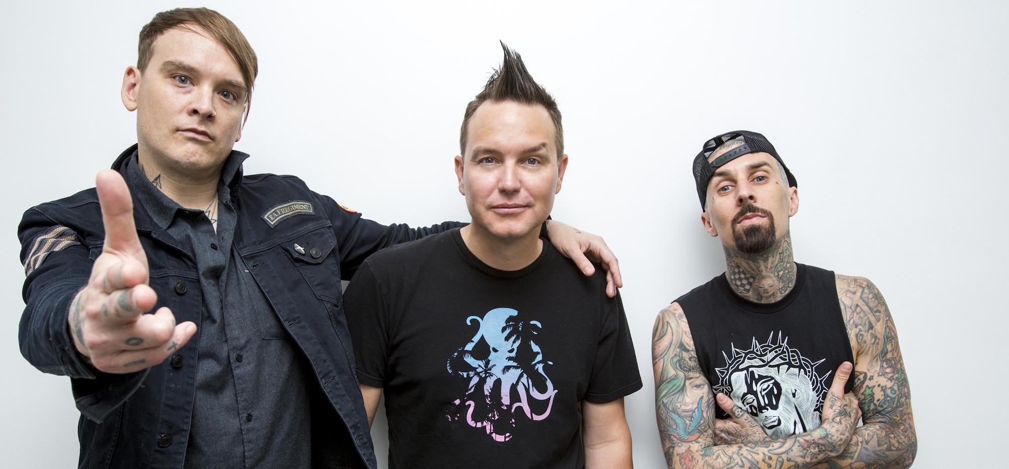 blink-182 nouvel album rentrée septembre 2019