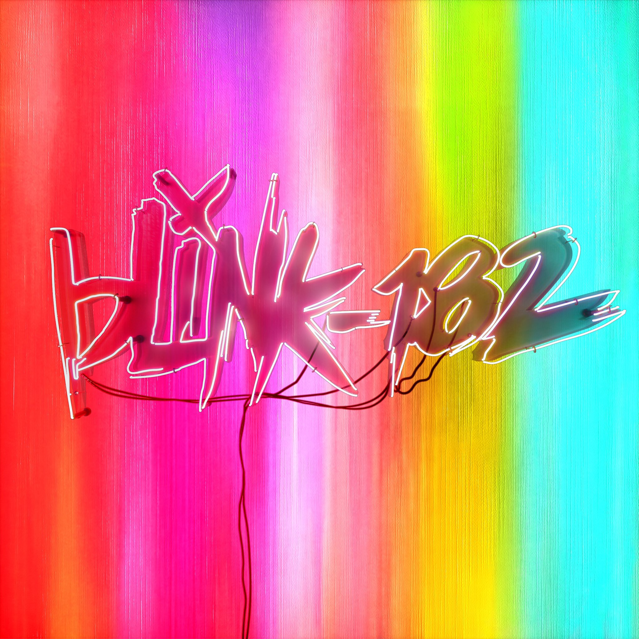blink-182 nine artwork album front