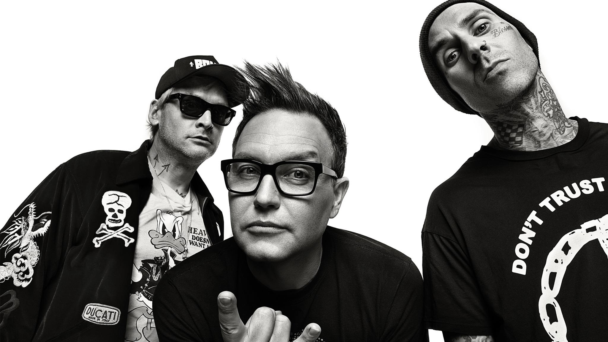 blink-182 tom delonge départ groupe mark hoppus