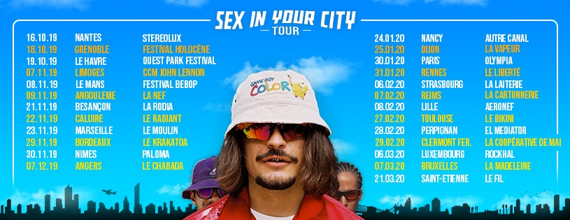 lorenzo sex in your city tour