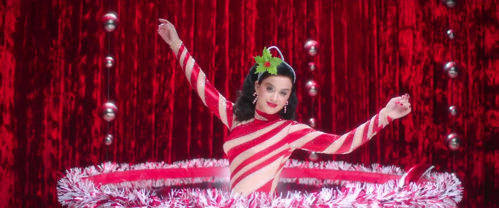 katy perry clip cozy little christmas
