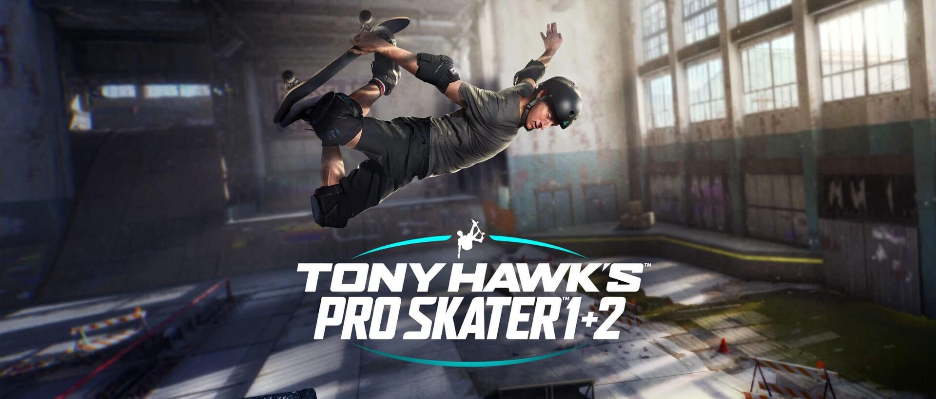 tony hawk's pro skater 1+2 remaster playstation 4 xbox one