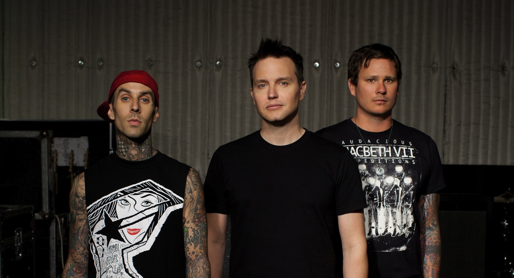 blink-182 tom delonge retour groupe confessions interview