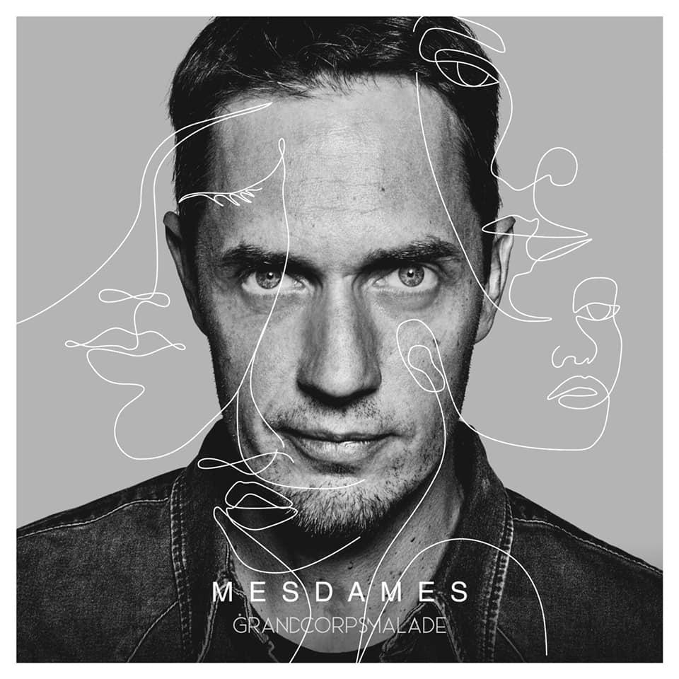 grand corps malade mesdames artwork album