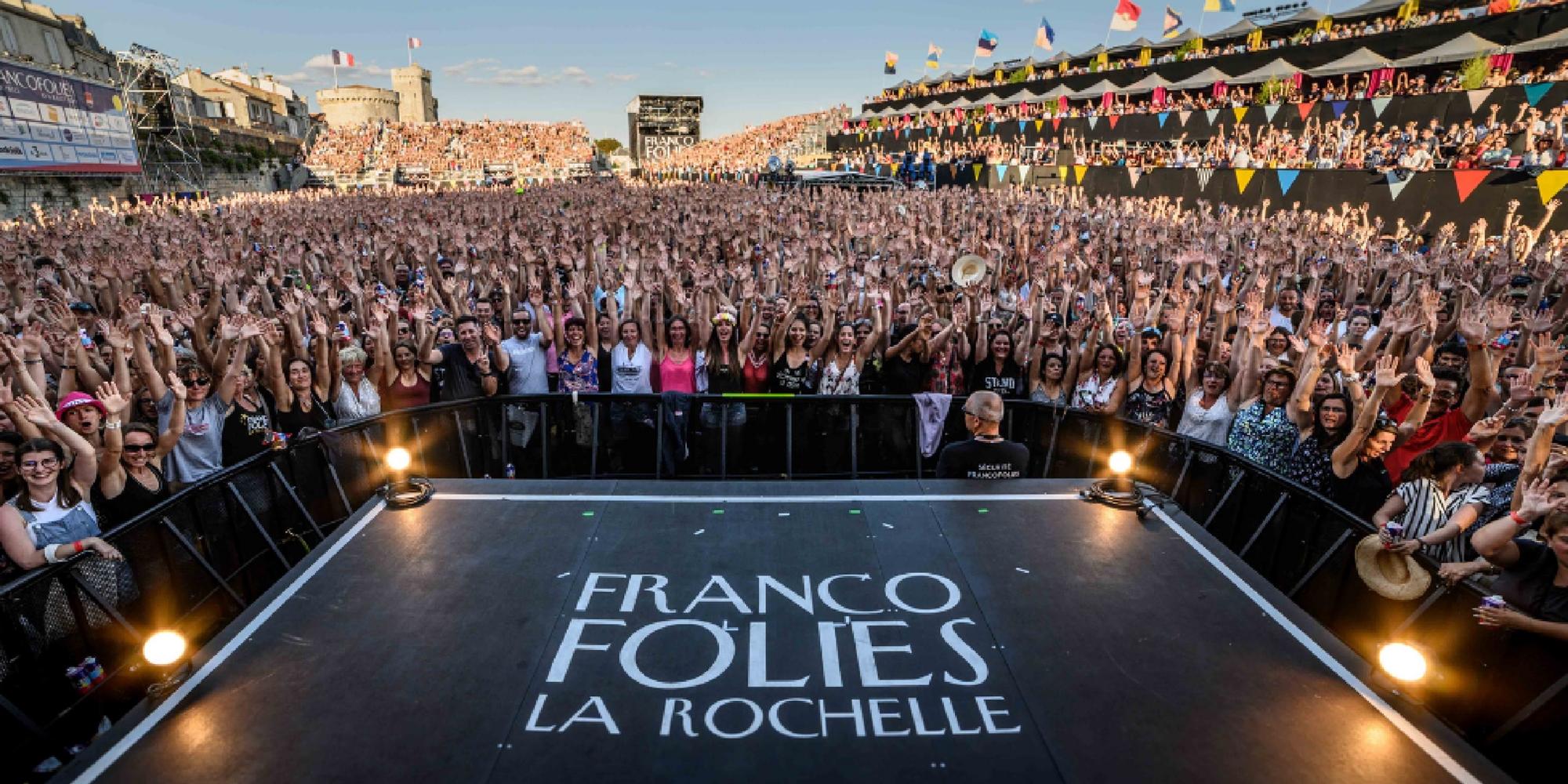 les francofolies de la rochelle edition inedite 2020
