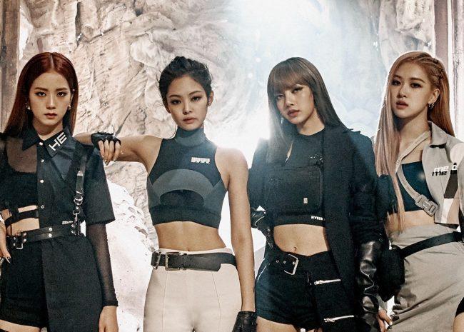 blackpink annonce premier album teaser