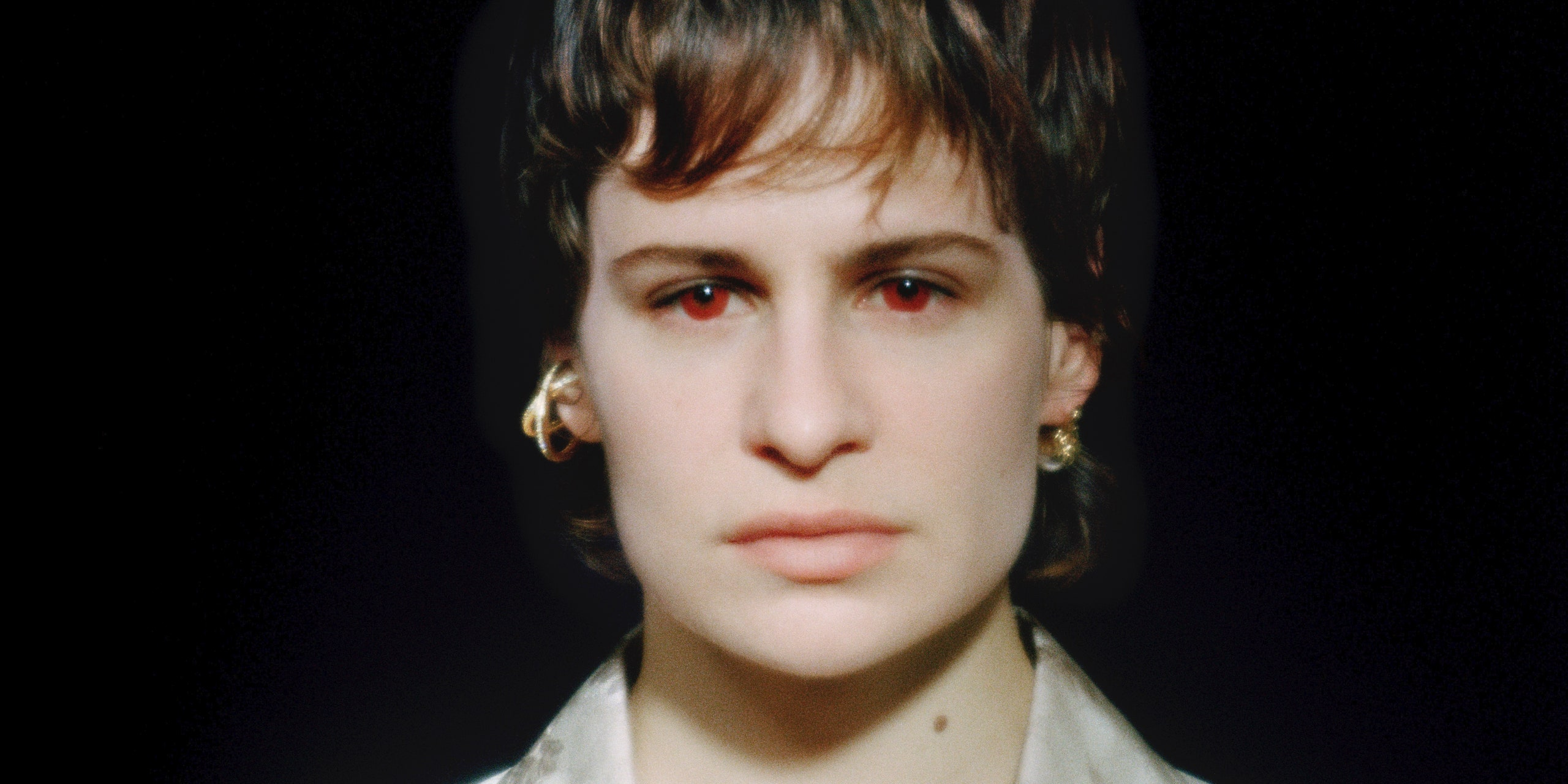 christine and the queens eyes of a child hanna