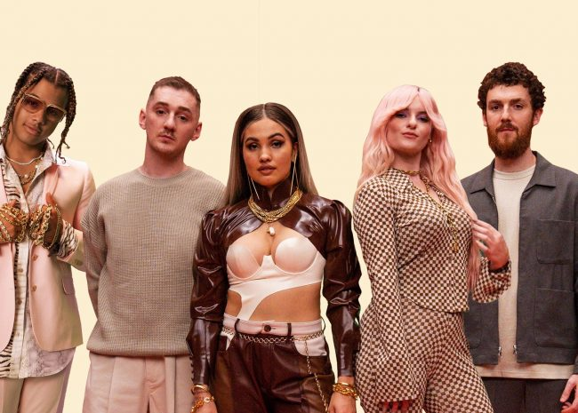 clean bandit mabel 24kgoldn clip tick tock