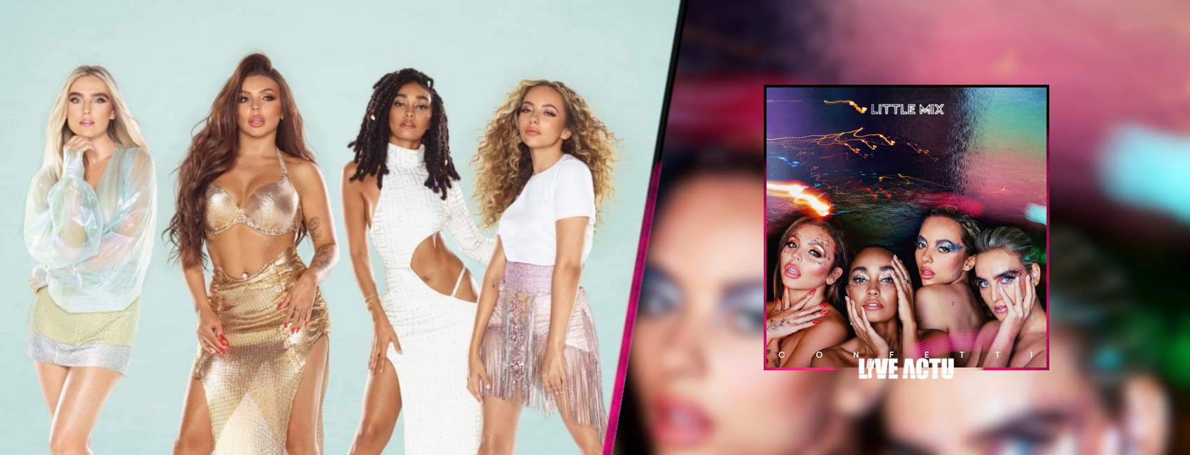 little mix review album confetti chronique
