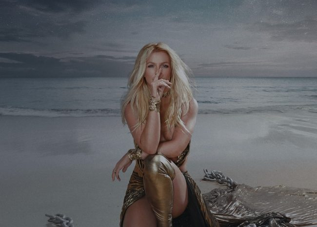 britney spears inedit swimming in the stars