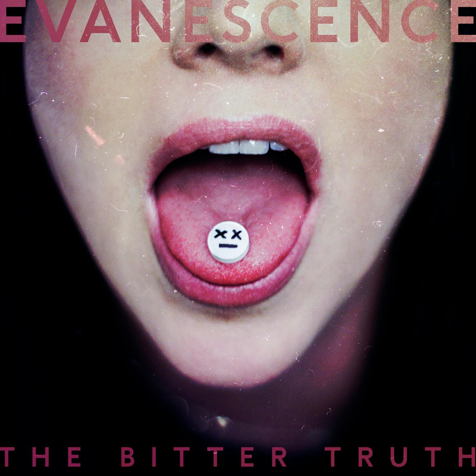 evanescence artwork album the bitter truth