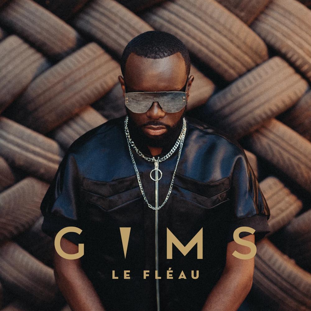 gims artwork album le fléau