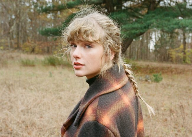 taylor swift release album surprise evermore clip willow