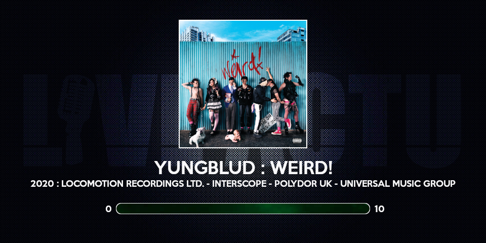 Yungblud weird! album review
