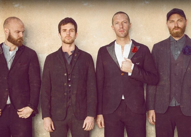 coldplay music of the spheres nouvel album