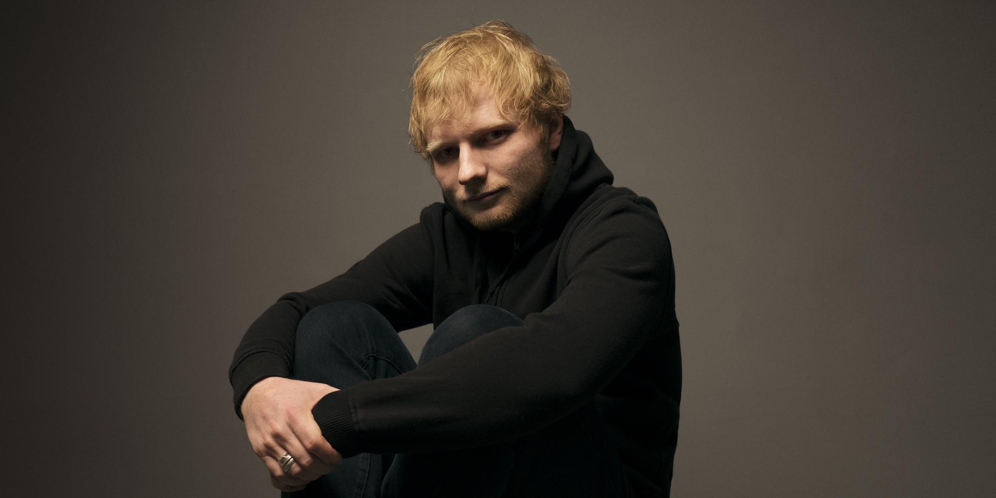 ed sheeran teaser nouvel album