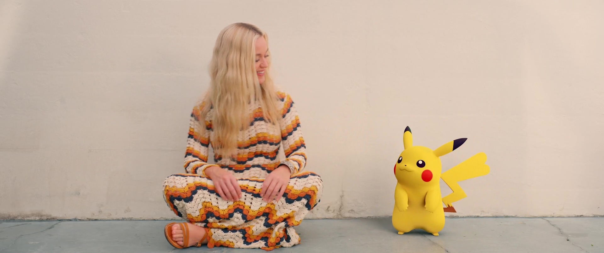 katy perry clip electric pokemon 25th anniversary pikachu