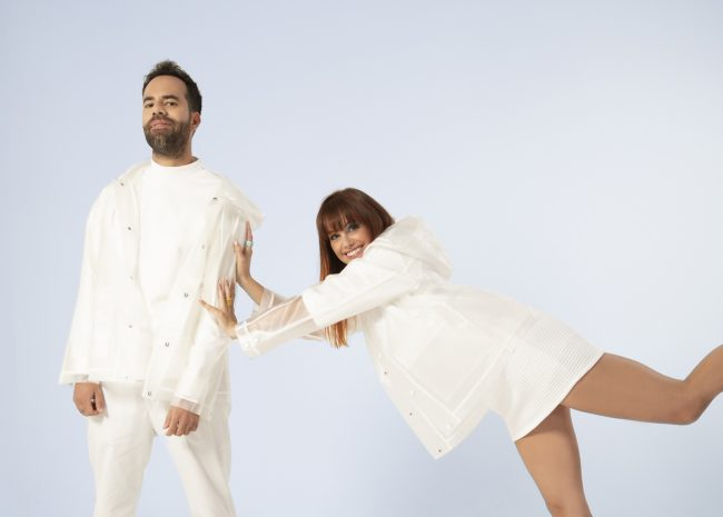21 juin le duo ali casanova cephaz philippine pony x si l'on chantait ensemble inedit eurovision