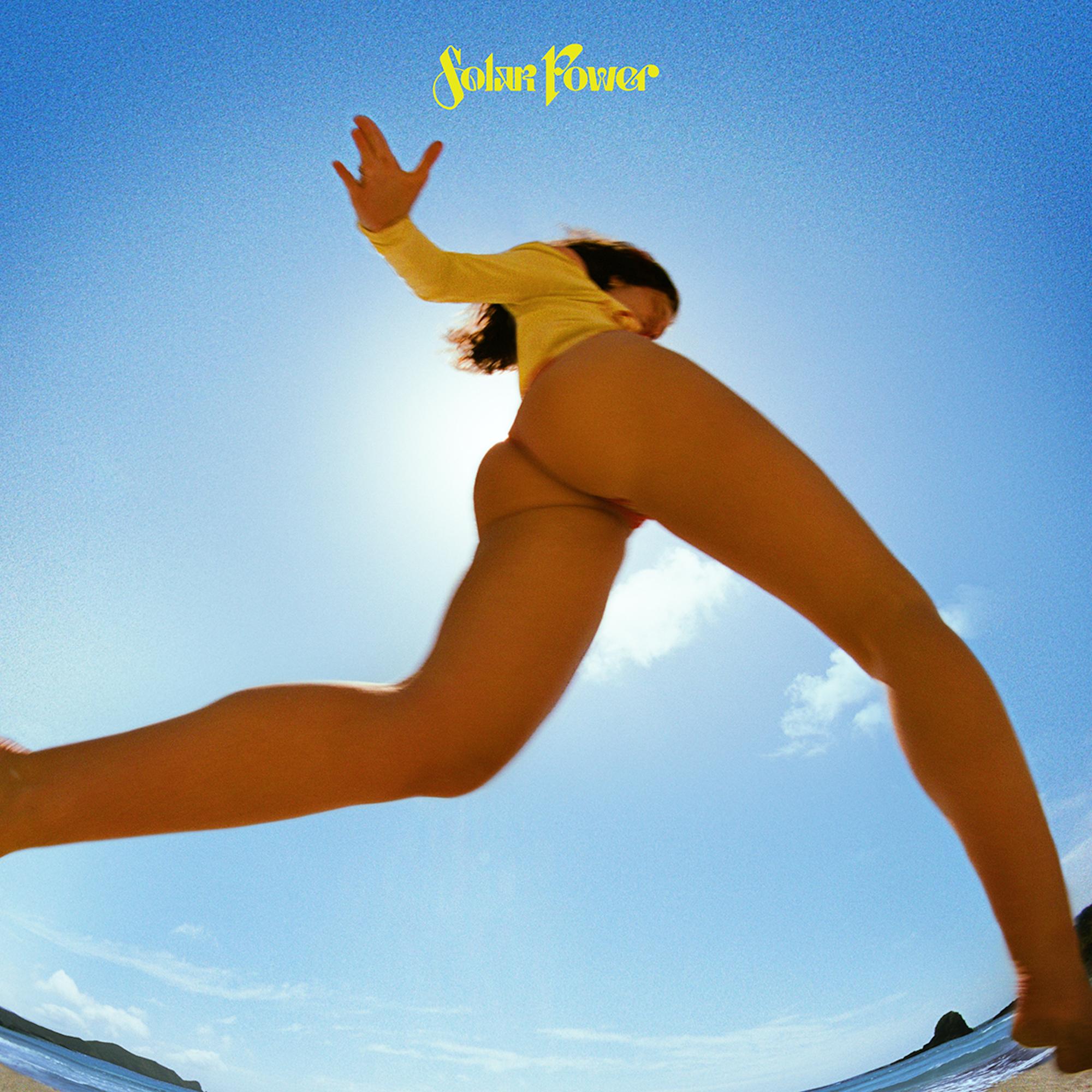 lorde artwork album solar power