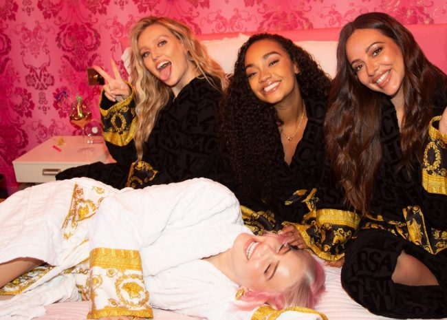 anne-marie little mix clip collaboration kiss my uh oh therapy