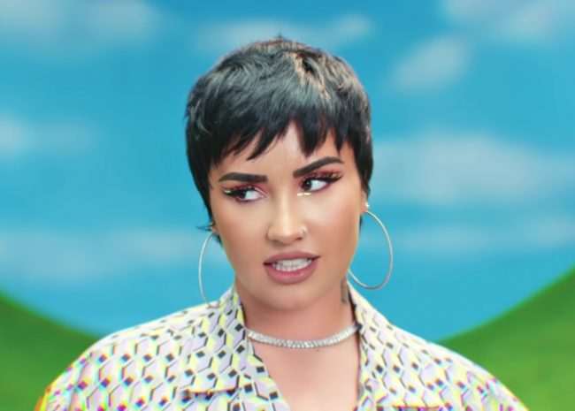 demi lovato clip melon cake management dancing with the devil the art of starting over