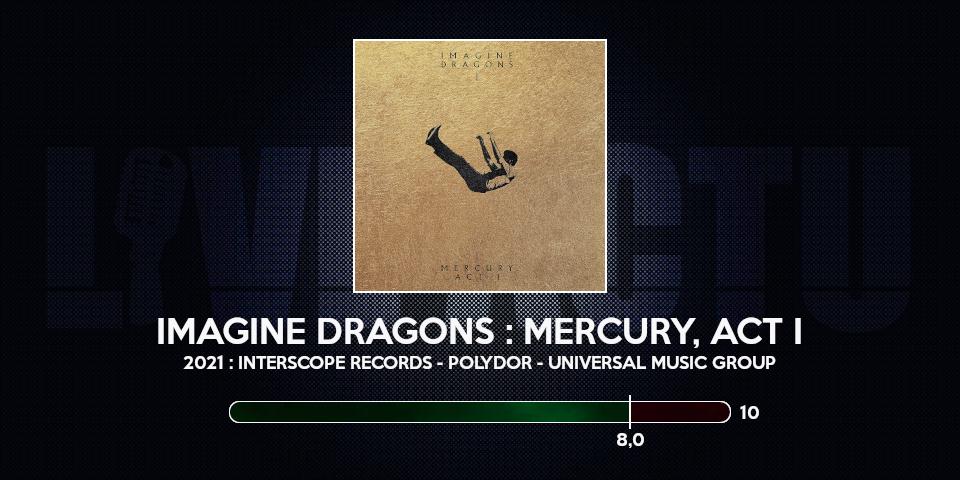 Imagine Dragons - Mercury Act I, rating
